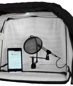 Mobile Voice Over Recording